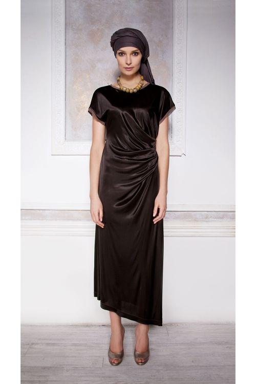 Платье Драпировка на талии