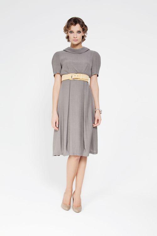 Платье Овал средний
