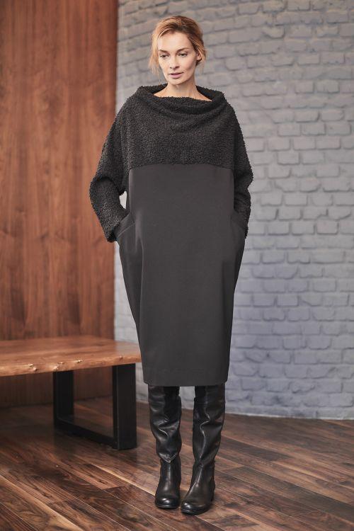 Платье Кимоно, Каракульча