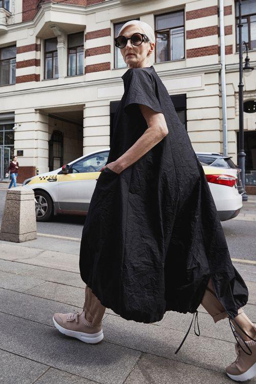 Платье «Баллон-крэш»