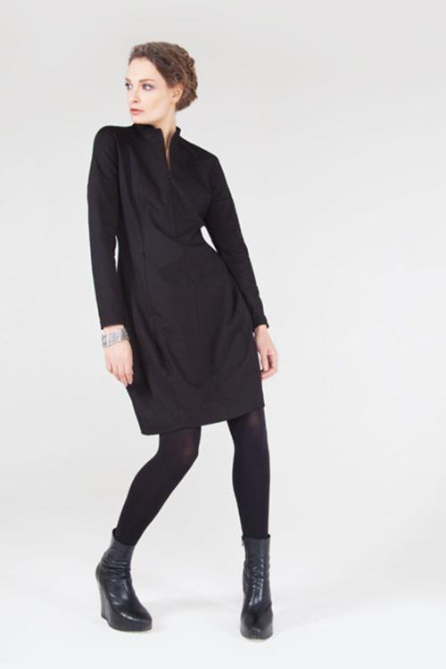 Платье Дайвинг короткое