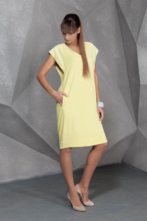 Платье Реглан-крыло