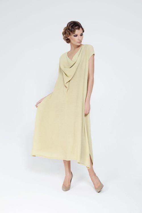 Платье Качели-трапеция