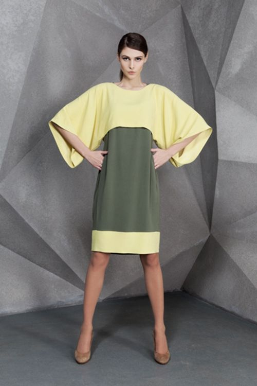 Платье Кимоно-комплект