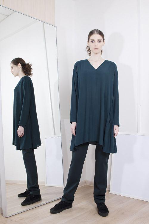 Блуза Клеш