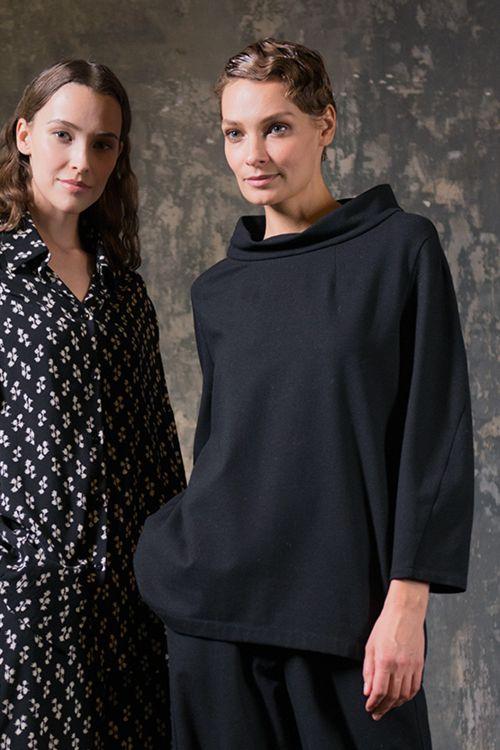 Блуза Ромб, креп