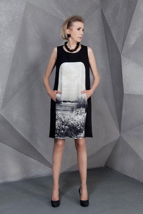 Платье-сарафан Старое фото