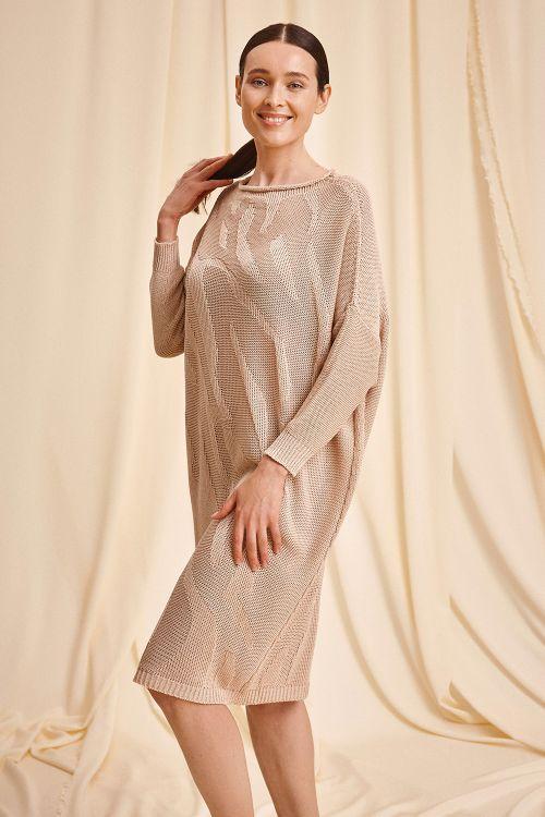 Платье Тени, цельновяз