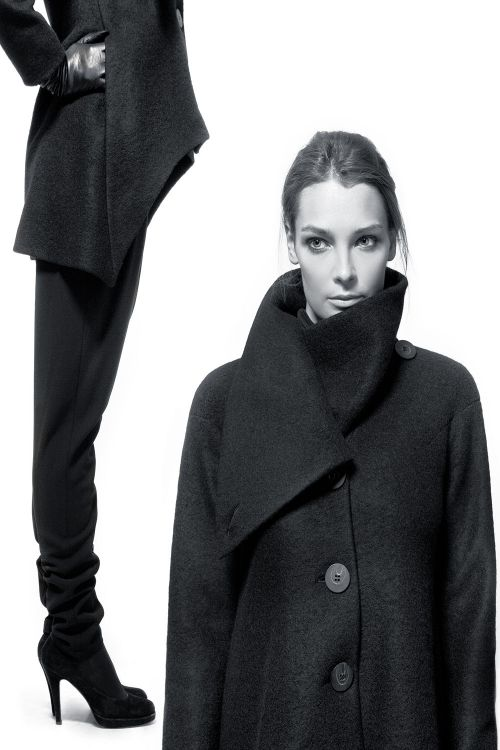 Пальто-фрак