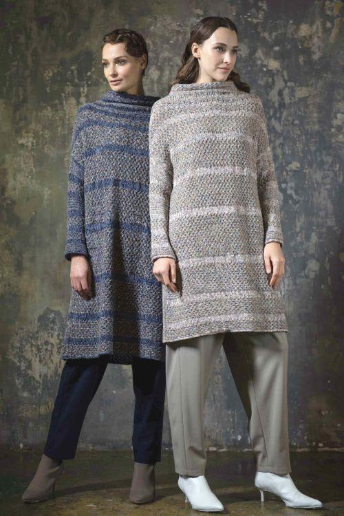 Платье с плетёным узором