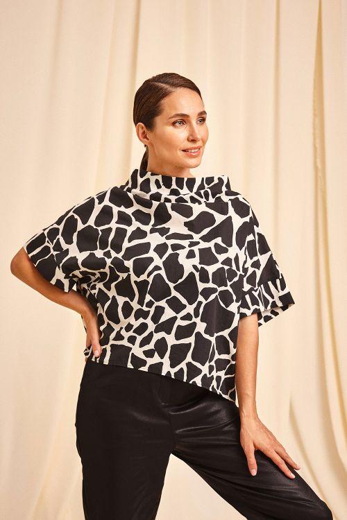 Блуза Жираф, топ