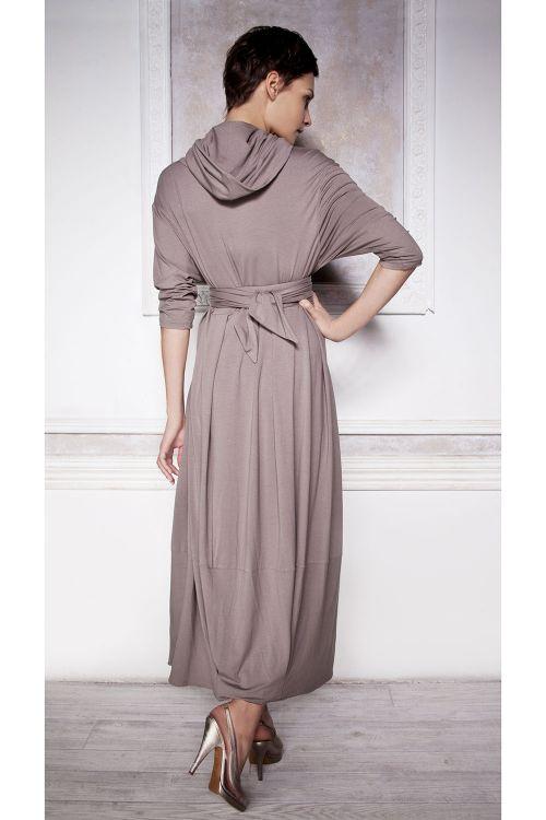 Платье Овал-хомут