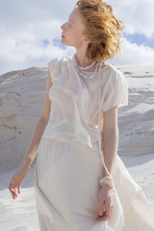 Блуза Япония минимализм