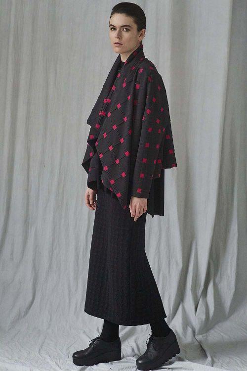 Жакет кимоно-квадрат