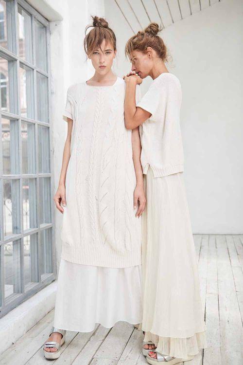 Платье Косы