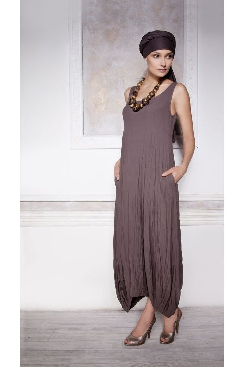 Платье Ромб жатка