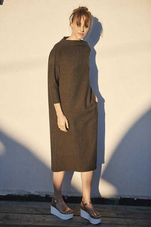 Платье футляр прямое, Кора