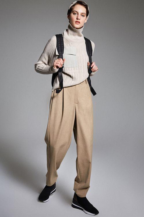 Джемпер с карманом