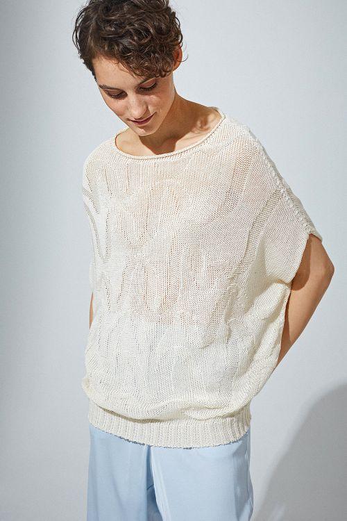 Блуза Цельновяз «Лента»