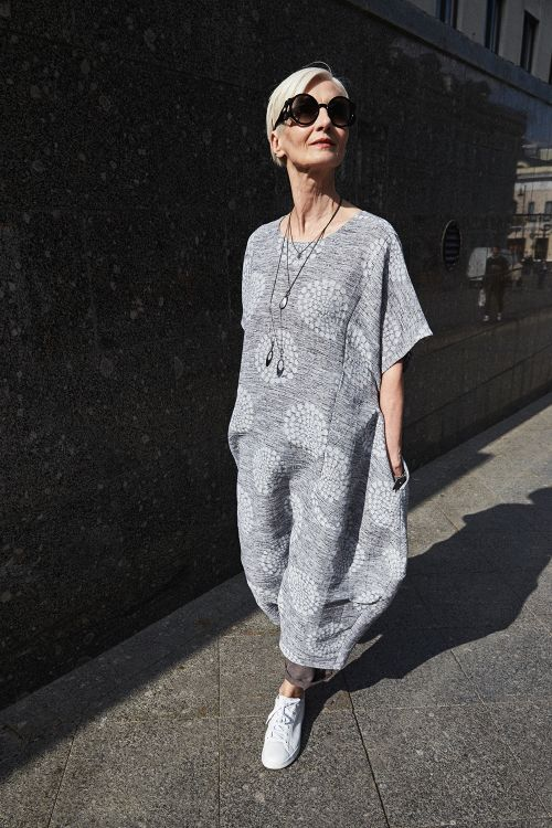 Платье «Овалы»