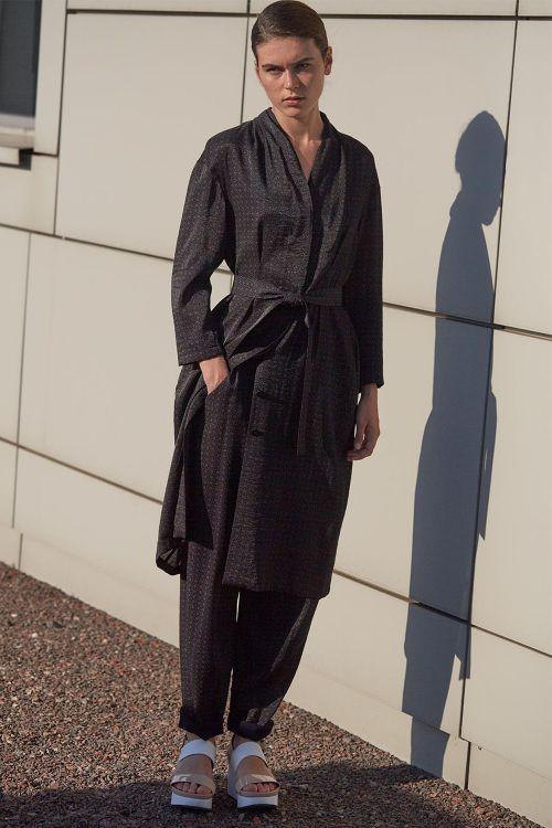 Платье среднее ПРЯМОЕ на застёжке с поясом МАРОККО