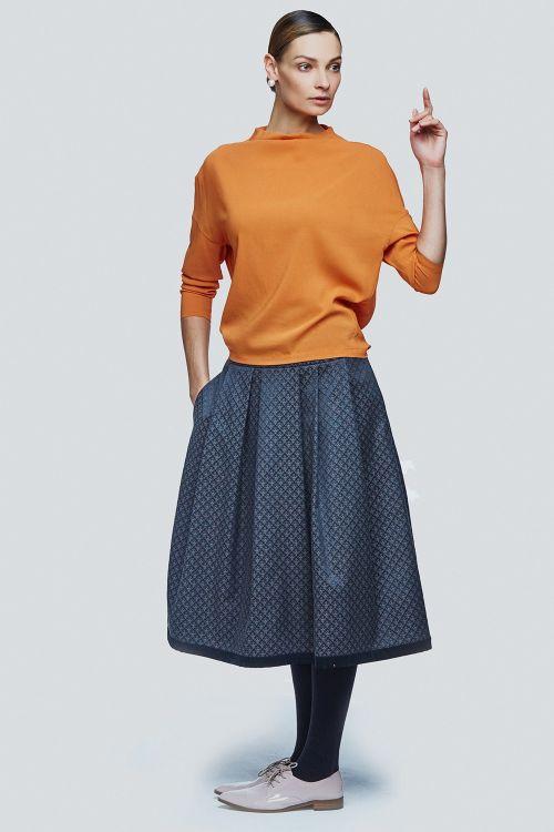 Блуза хомут