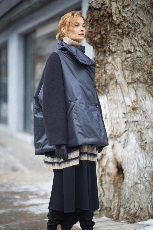 Куртка Комби, синтепон и шерсть, на подкладке