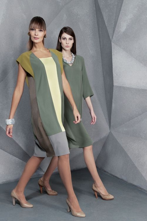 Платье Реглан-Лрыло-Модерн