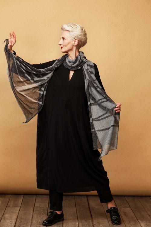 Платье «Туника-ромб»