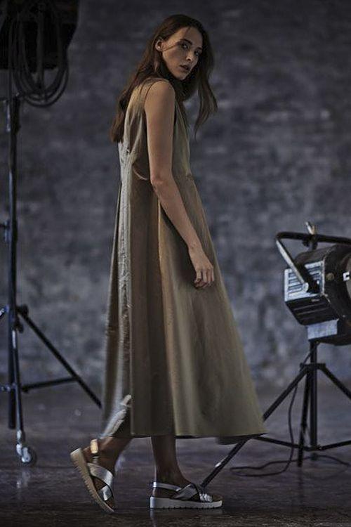 Платье АМПИР атлас