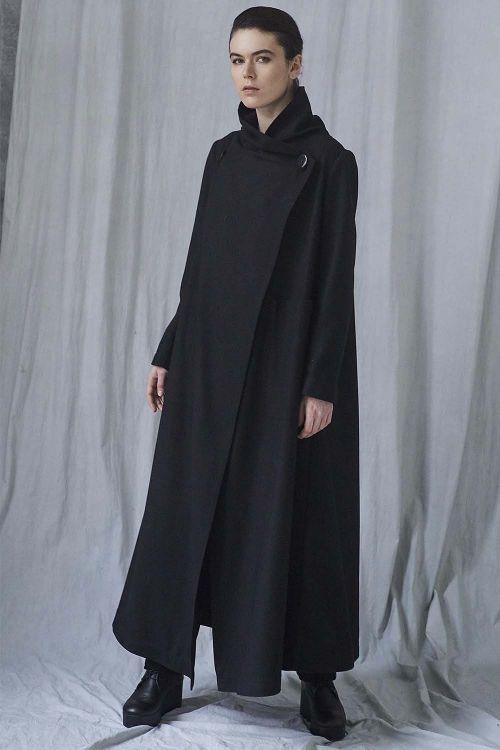 Пальто А-силуэт