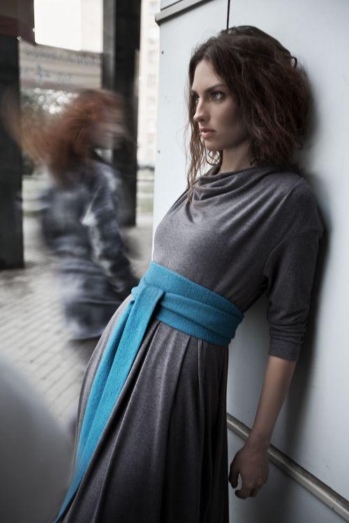 Платье Овал