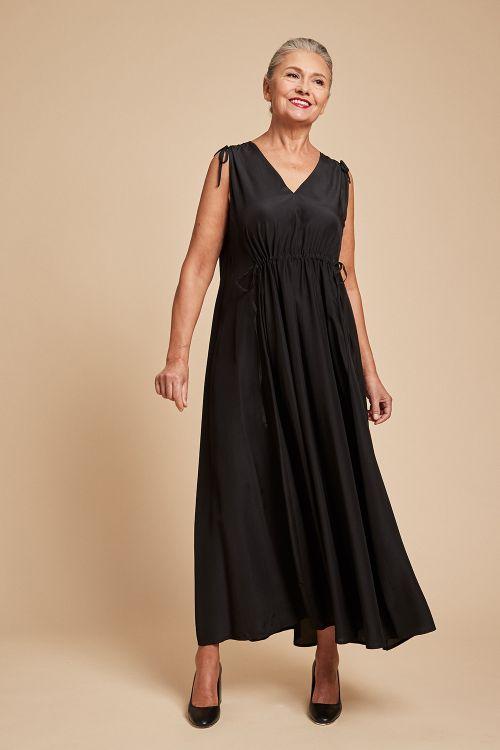 Платье «Cарафан с кулисами»