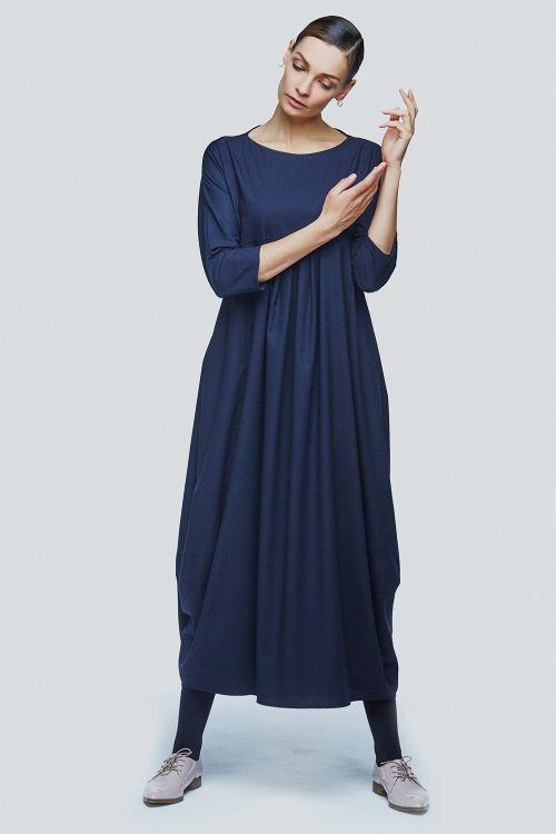 Платье ромб длинное