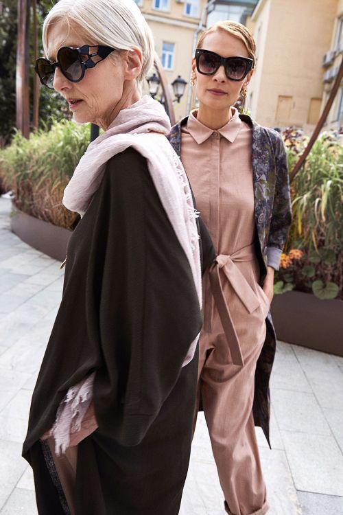 Блуза «Туника-квадрат»
