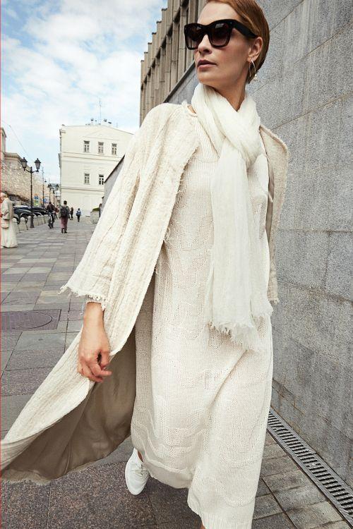 Платье Цельновяз «Лента»