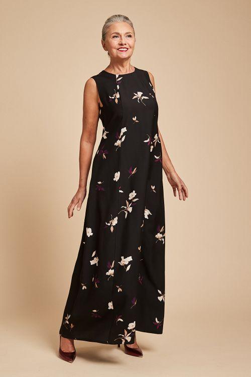 Платье «Милан, без рукавов»