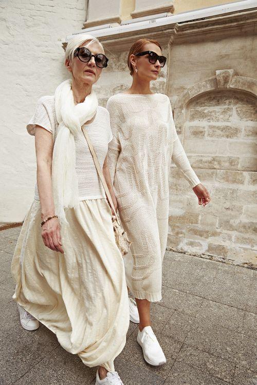 Платье «Комбинированное, светлое»