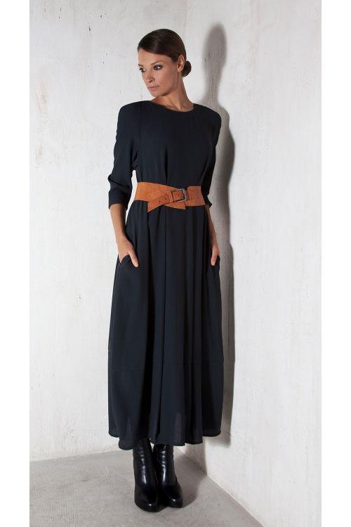 Платье Овал-зима