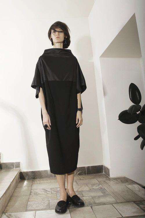 Платье Кимоно-футляр