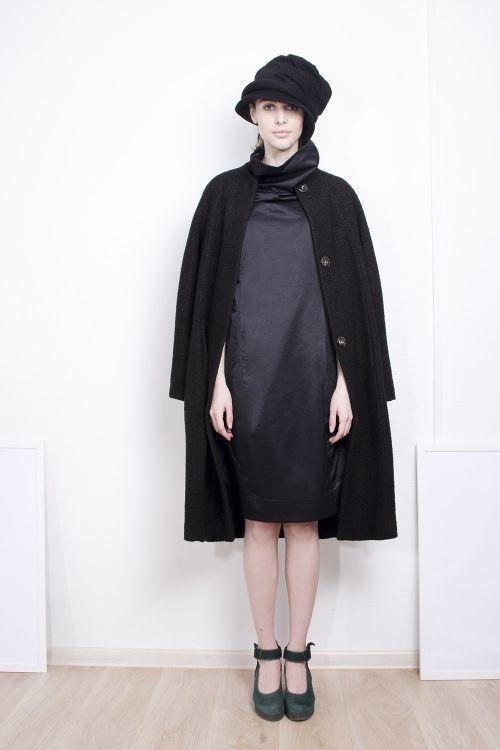 Платье Хомут прямое
