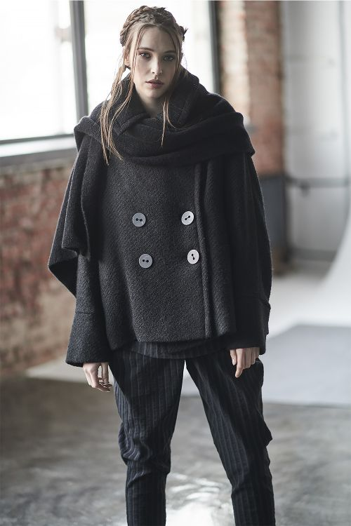 Куртка Трапеция на подкладке
