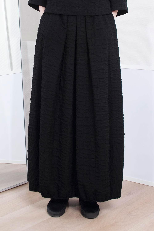 Купить жатую юбку