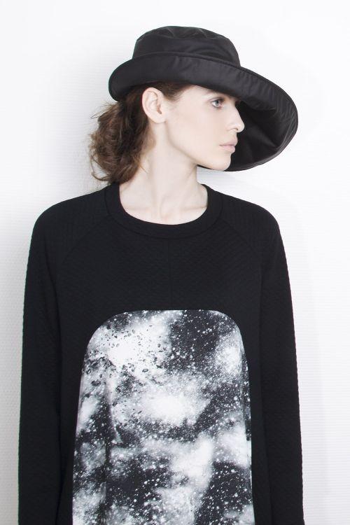 Платье А-силуэта, Млечный путь