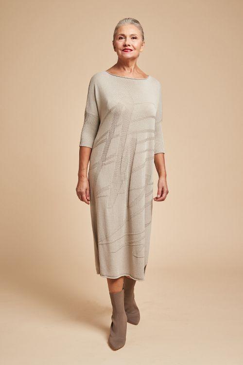 Платье «Каллиграфия»