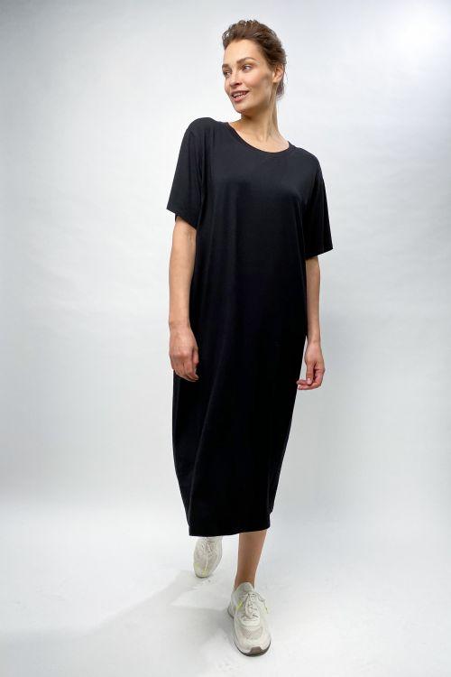 Платье-футболка база Карамель