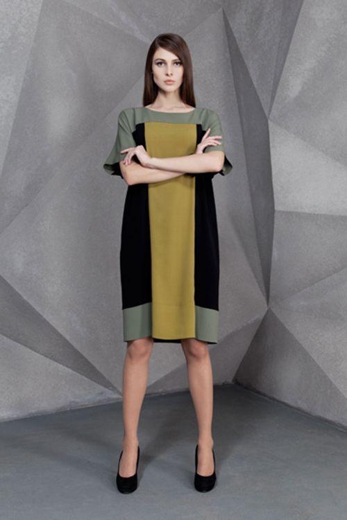 Платье Кимоно-Модерн