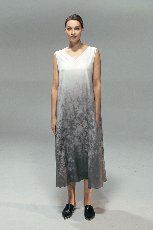 Платье Тень без рукавов